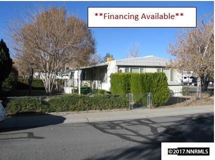 36 Kit Sierra Loop, Carson City, NV 89706 (MLS #170015666) :: Marshall Realty