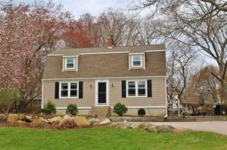 63 Secluded Dr, South Kingstown, RI 02879 (MLS #1157501) :: Onshore Realtors