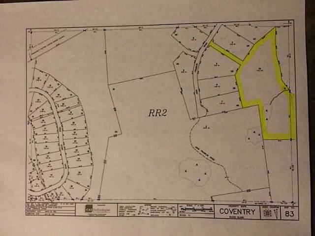 0 John Franklin Rd, Coventry, RI 02816 (MLS #1136075) :: Westcott Properties