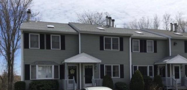47 Morgan Av, Unit#98 #98, Johnston, RI 02919 (MLS #1165753) :: Westcott Properties