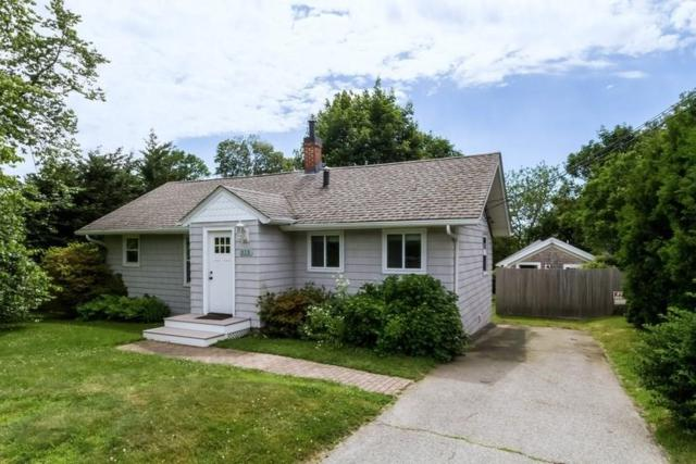 313 Wolcott Av, Middletown, RI 02842 (MLS #1169621) :: Anytime Realty