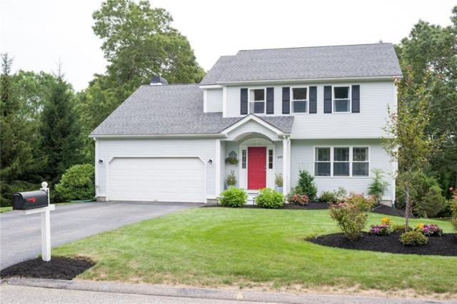 455 Chestnut Hill Rd, South Kingstown, RI 02879 (MLS #1170977) :: Westcott Properties