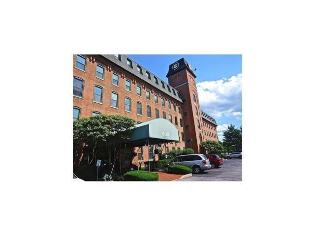 300 Front St, Unit#511 #511, Pawtucket, RI 02860 (MLS #1173485) :: Albert Realtors