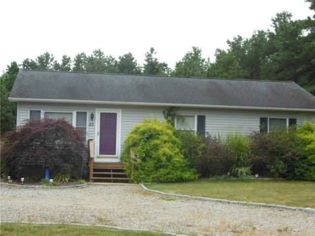 83 Riverview Dr, Charlestown, RI 02813 (MLS #1173603) :: Onshore Realtors