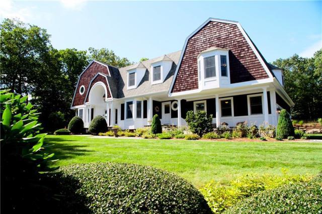 50 Pheasant Dr, East Greenwich, RI 02818 (MLS #1174150) :: Westcott Properties