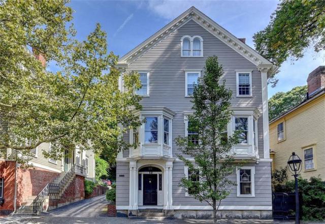 129 Benefit St, Unit#2 #2, East Side Of Prov, RI 02906 (MLS #1174673) :: Westcott Properties