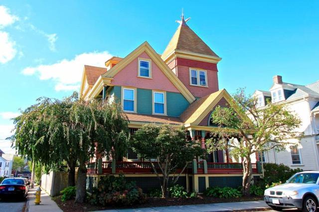 9 Rhode ISLAND Av, Unit#1 #1, Newport, RI 02840 (MLS #1175668) :: Welchman Real Estate Group | Keller Williams Luxury International Division