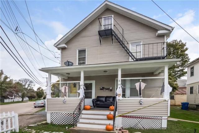 62 64 Bedlow Av, Newport, RI 02840 (MLS #1176152) :: Westcott Properties