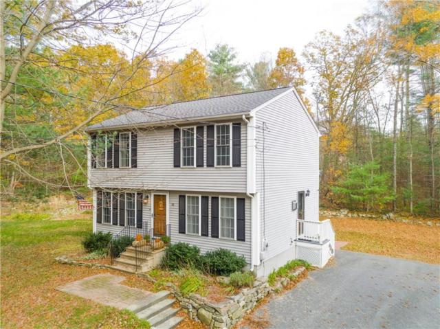 98 Foster Center Rd, Foster, RI 02825 (MLS #1177278) :: Albert Realtors