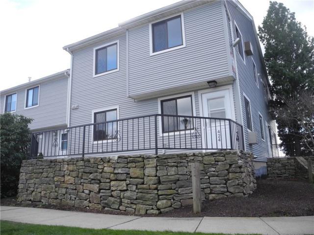 66 Girard Av, Unit#424 #424, Newport, RI 02840 (MLS #1177360) :: Westcott Properties