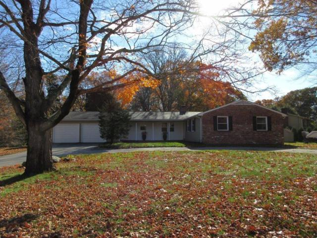 120 Juniper Dr, North Kingstown, RI 02852 (MLS #1177635) :: Westcott Properties