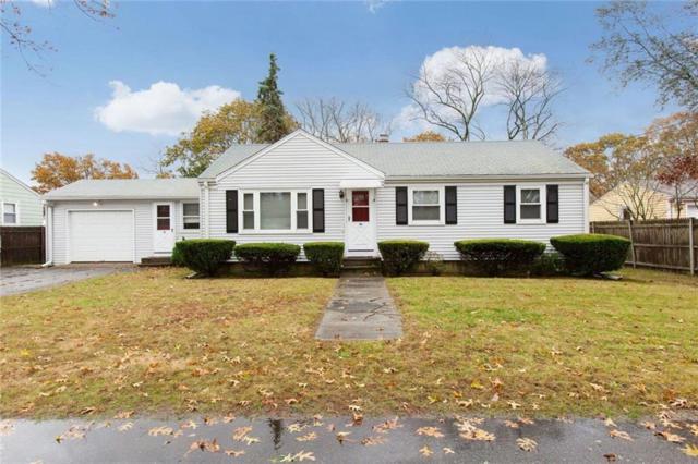 22 Cottage Grove Av, Warwick, RI 02889 (MLS #1178260) :: Westcott Properties
