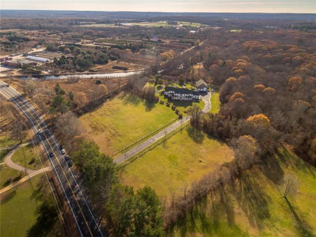 106 Ten Rod Rd, Exeter, RI 02822 (MLS #1178803) :: Westcott Properties