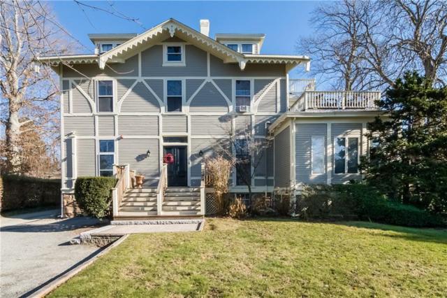4 Red Cross Av, Unit#1B 1B, Newport, RI 02840 (MLS #1179182) :: Welchman Real Estate Group | Keller Williams Luxury International Division