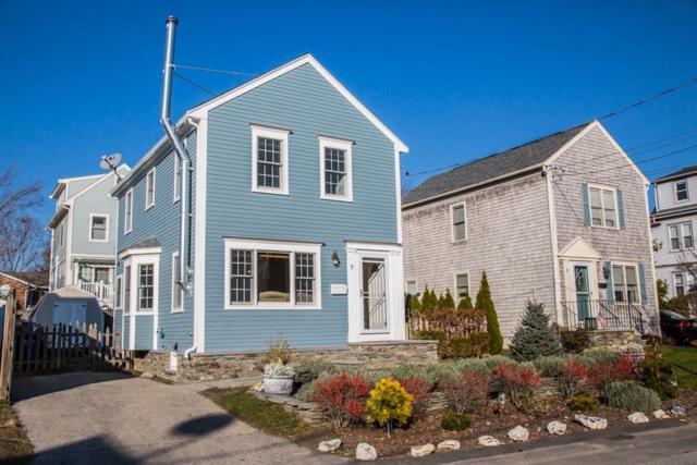7 Taber St, Newport, RI 02840 (MLS #1179330) :: Welchman Real Estate Group | Keller Williams Luxury International Division