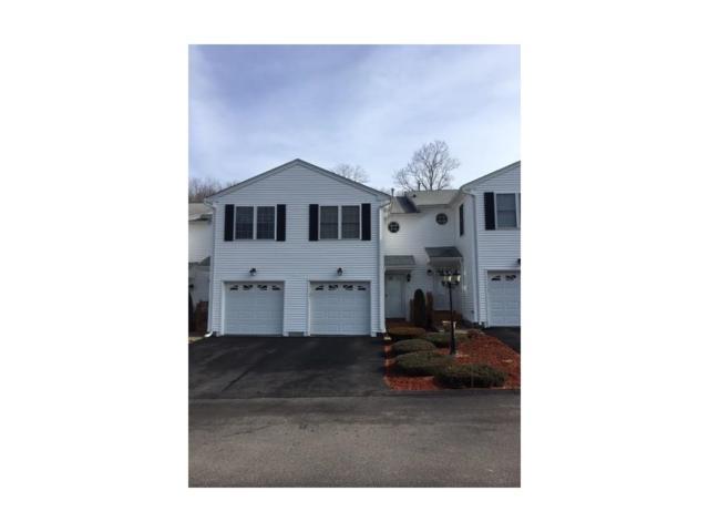 450 Providence St, Unit#38 #38, West Warwick, RI 02893 (MLS #1179447) :: Westcott Properties