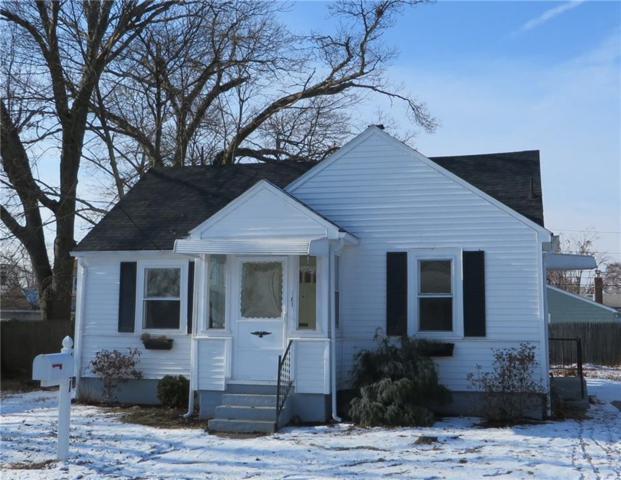 181 Wendell Rd, Warwick, RI 02888 (MLS #1181171) :: Westcott Properties