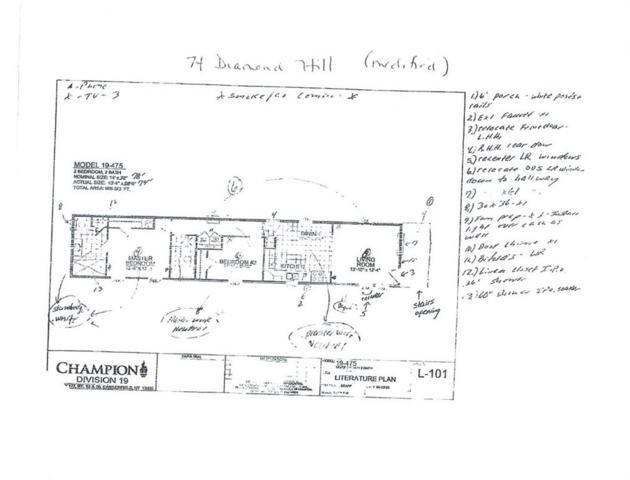 74 Diamond Hill Rd, Glocester, RI 02814 (MLS #1181515) :: The Goss Team at RE/MAX Properties