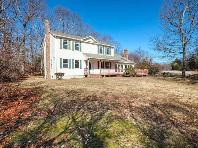 20 Oak Ridge Rd, Charlestown, RI 02813 (MLS #1182637) :: Onshore Realtors