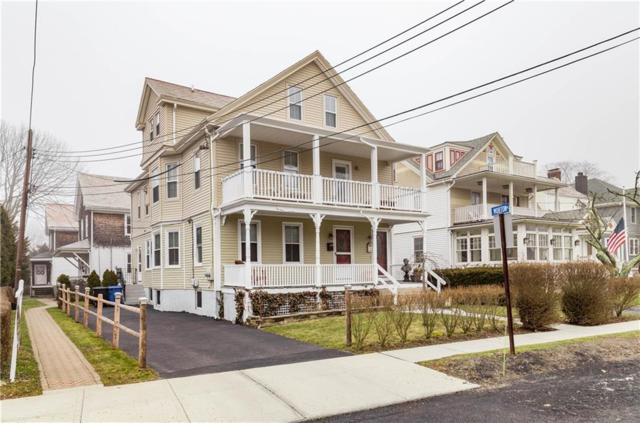 34 Morton Av, Unit#A A, Newport, RI 02840 (MLS #1183355) :: Westcott Properties