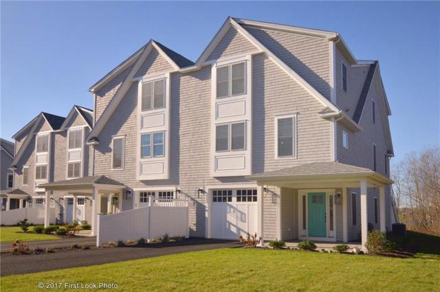 100 Algonquin Rd, Unit#9 #9, Narragansett, RI 02882 (MLS #1183566) :: Westcott Properties