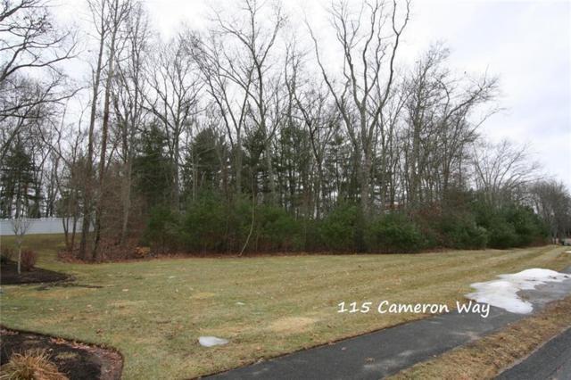 115 Cameron Wy, Rehoboth, MA 02769 (MLS #1183763) :: Onshore Realtors