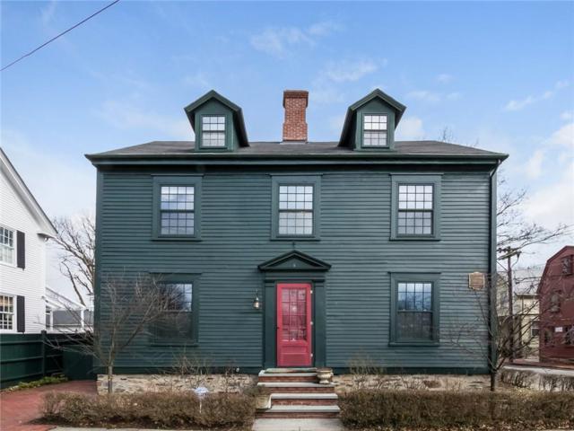 41 Washington St, Newport, RI 02840 (MLS #1184081) :: Welchman Real Estate Group   Keller Williams Luxury International Division