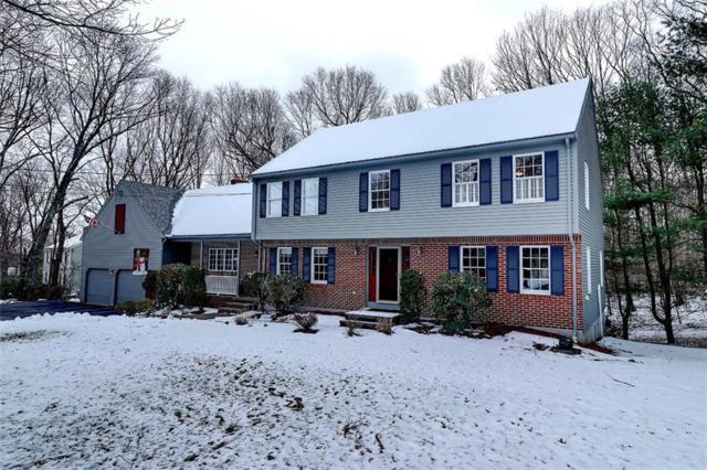 11 Buckboard Dr, Cumberland, RI 02864 (MLS #1184423) :: Westcott Properties