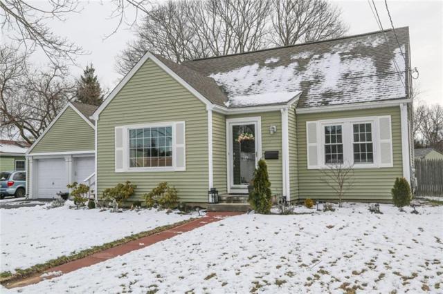 117 Turner Av, Cranston, RI 02920 (MLS #1184755) :: Westcott Properties