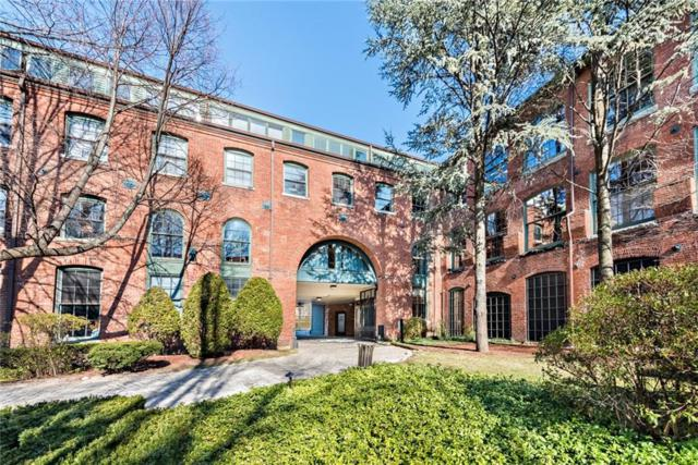 521 South Main St, Unit#230 #230, East Side Of Prov, RI 02903 (MLS #1184788) :: Westcott Properties