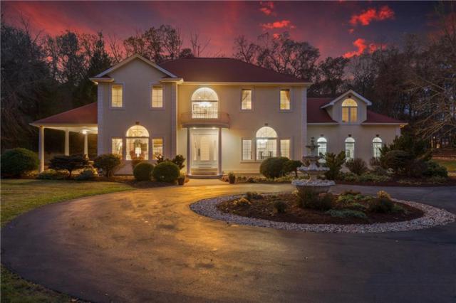 5 Thomas Dr, Lincoln, RI 02865 (MLS #1184942) :: Westcott Properties