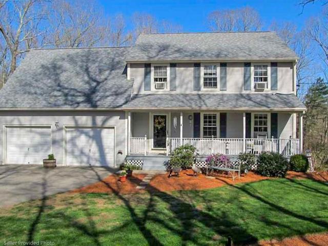 574 Steere Farm Rd, Burrillville, RI 02830 (MLS #1185072) :: Westcott Properties