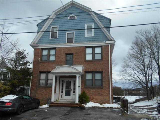 58 - 60 Taft Av, Unit#5 #5, East Side Of Prov, RI 02906 (MLS #1185255) :: Westcott Properties