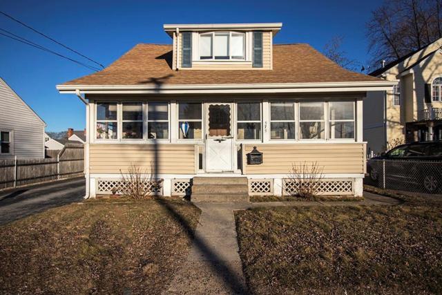 575 Newport Av, Pawtucket, RI 02861 (MLS #1185368) :: Westcott Properties