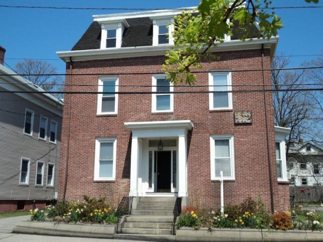 54 Pitman St, Unit#2 #2, East Side Of Prov, RI 02906 (MLS #1185570) :: Westcott Properties