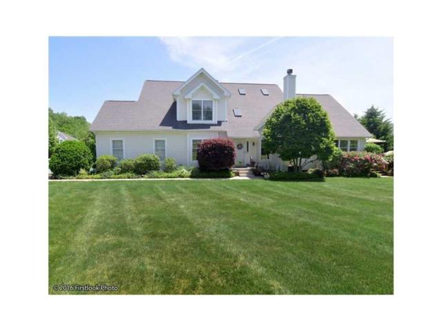 45 Fieldstone Dr, East Greenwich, RI 02818 (MLS #1185905) :: Westcott Properties