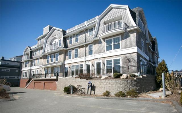 10 Brown & Howard Wharf, Unit#304 #304, Newport, RI 02840 (MLS #1186218) :: The Martone Group