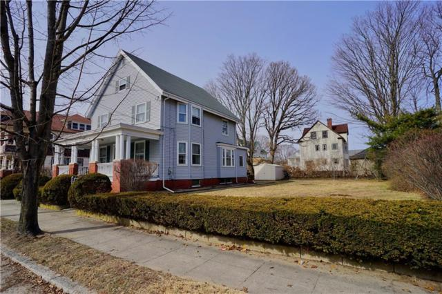 17 Glenwood Av, Cranston, RI 02910 (MLS #1186317) :: The Martone Group