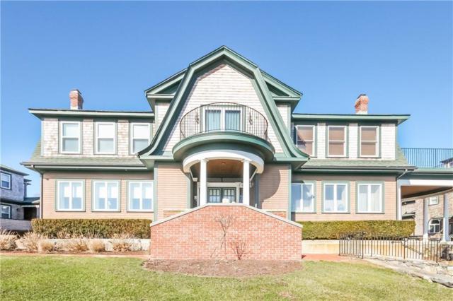 165 Ocean Rd, Unit#4 #4, Narragansett, RI 02882 (MLS #1186505) :: The Martone Group