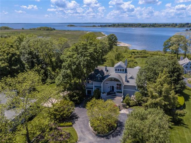 15 Oyster Pt, Unit#15 #15, Warren, RI 02885 (MLS #1187357) :: The Martone Group