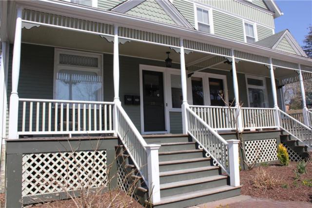 28 - 30 Bull St, Unit#2 #2, Newport, RI 02840 (MLS #1187404) :: Westcott Properties