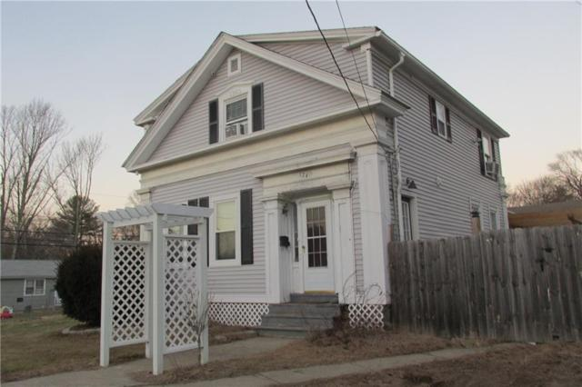 124 Hill St, Coventry, RI 02816 (MLS #1187666) :: The Martone Group