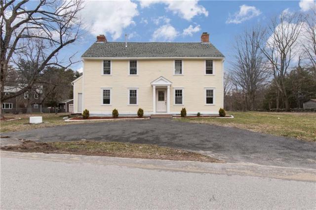 1345 Tarkiln Rd, Burrillville, RI 02830 (MLS #1187820) :: The Goss Team at RE/MAX Properties