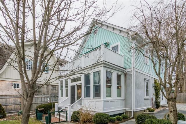 34 Catherine St, Unit#Cottage Cottage, Newport, RI 02840 (MLS #1188027) :: Albert Realtors