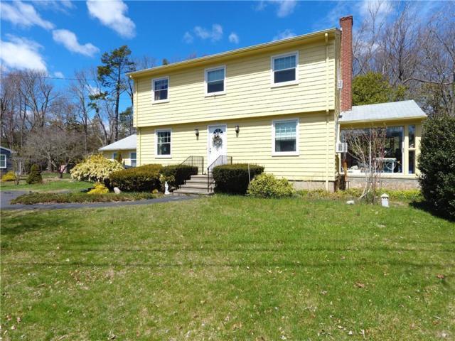 135 Hill Top Dr, Warwick, RI 02818 (MLS #1188221) :: Westcott Properties