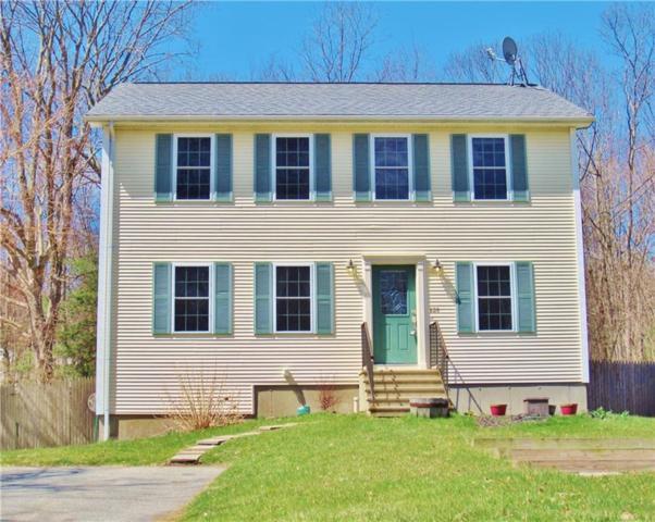 121 Greenbush Rd, Warwick, RI 02818 (MLS #1188696) :: Westcott Properties