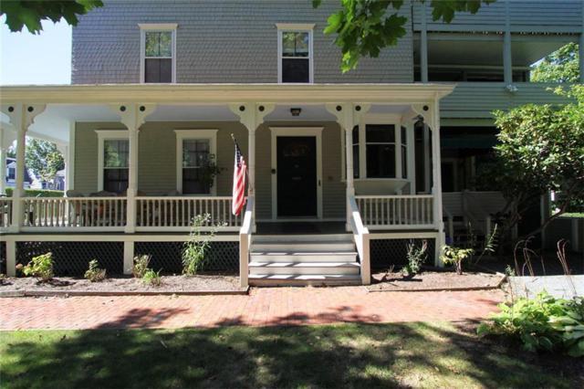 20 Everett St, Unit#3 #3, Newport, RI 02840 (MLS #1188964) :: Westcott Properties
