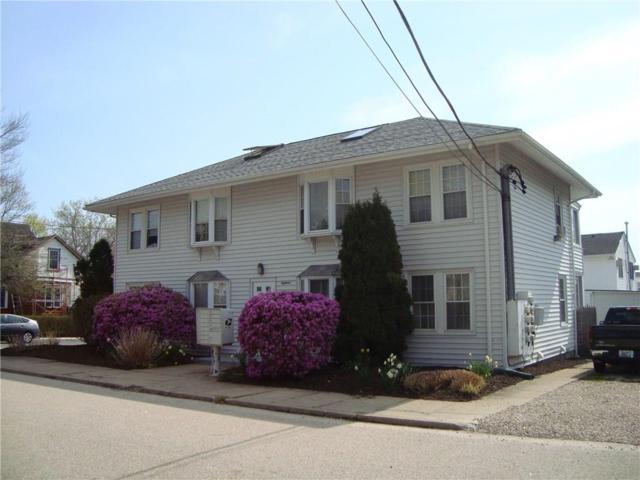 18 Robinson St, Unit#6 #6, Narragansett, RI 02882 (MLS #1190640) :: The Martone Group