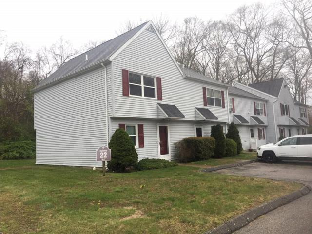 22 - B Apache Dr, Westerly, RI 02891 (MLS #1190979) :: The Martone Group
