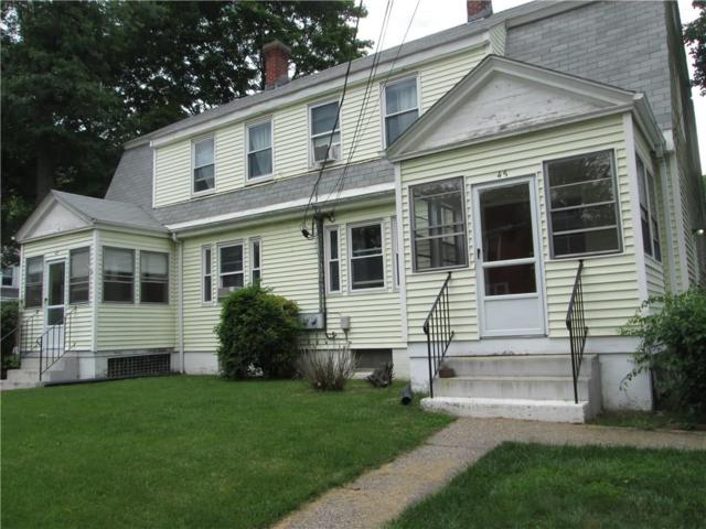 45 - 47 WOODLAND ST, Lincoln, RI 02865 (MLS #1191039) :: The Martone Group